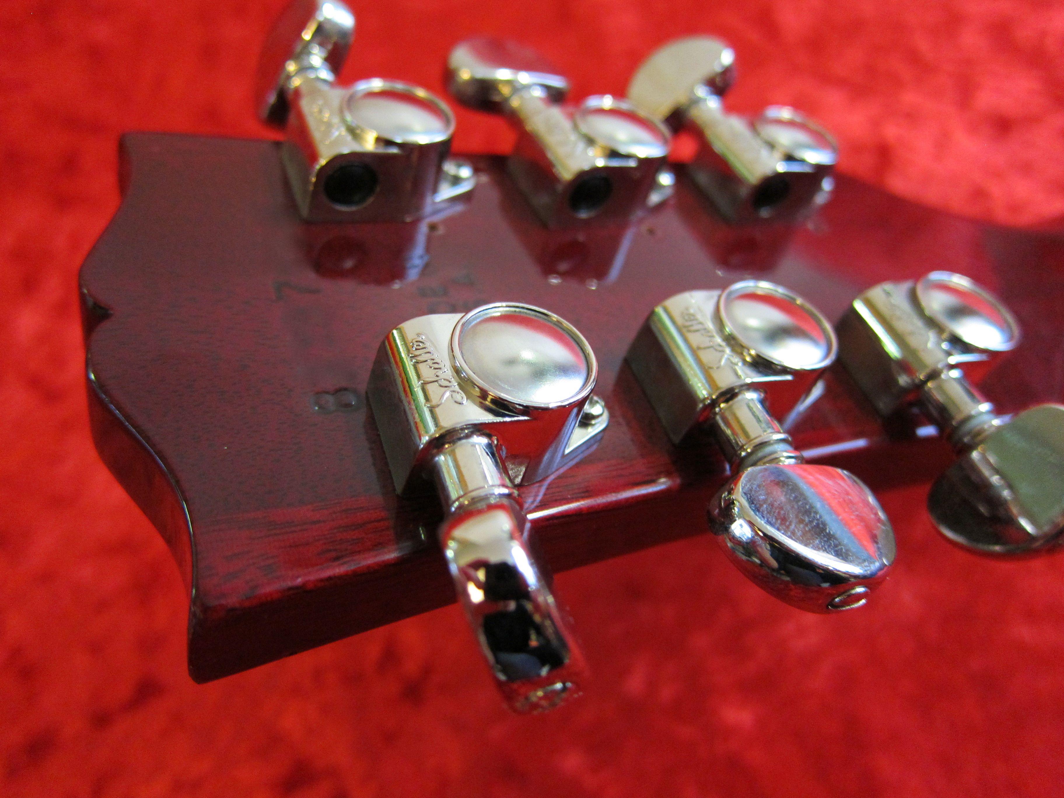 Schaller M6-Vintage viritinkoneisto