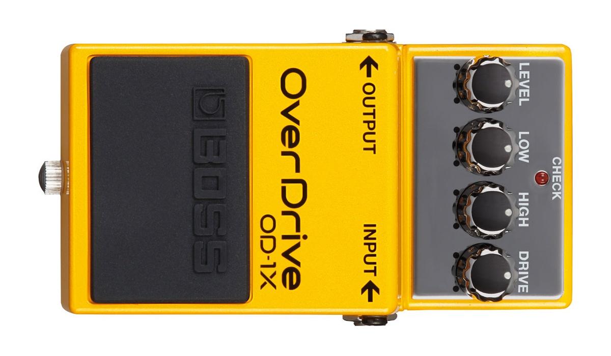 Boss OD-1X