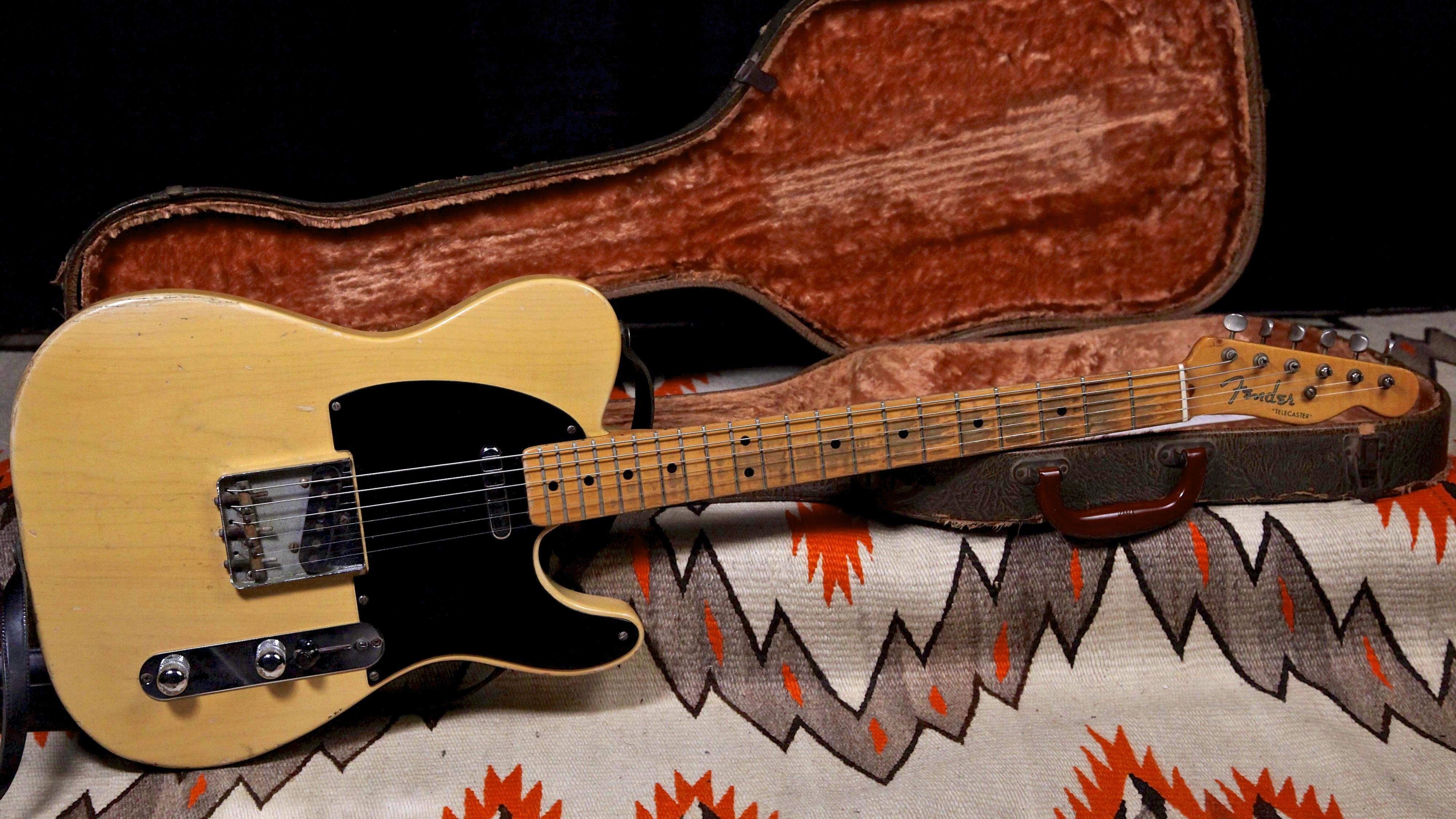 Original 1952 Fender Telecaster