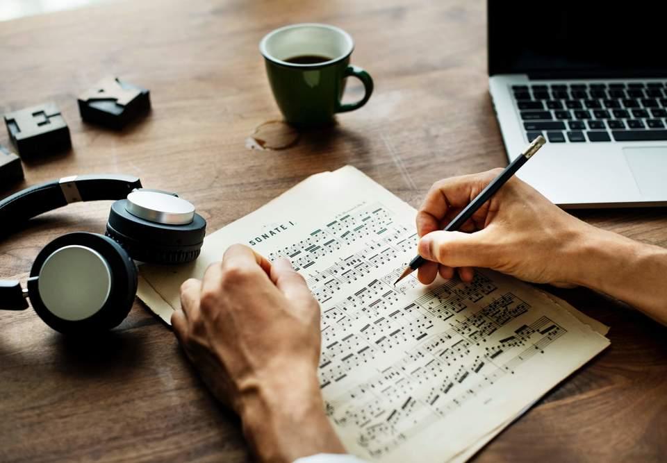 music theory study